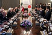 President Rouhani: Japanese PM's visit to Iran, turning-point in Tokyo-Tehran ties