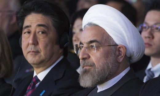 ایران میتواند بهترین استفاده را از سفر آبه داشته باشد