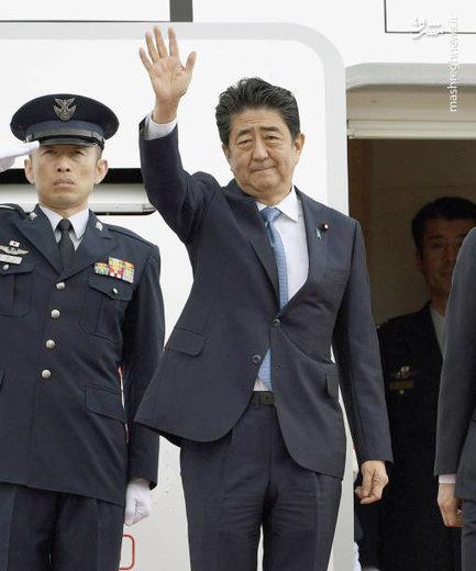 نخست وزیر ژاپن راهی ایران شد