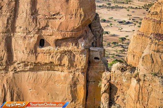 کلیساهای آسمانی در اتیوپی