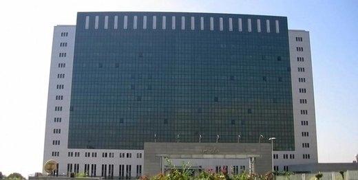 برق ساختمان وزارت نیرو قطع شد