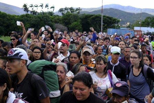 ترامپ از برنامه جدیدش درباره ونزوئلاییهای مقیم آمریکا گفت