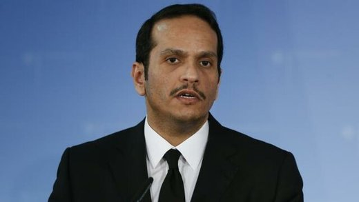 حمله لفظی وزیر خارجه قطر به عربستان