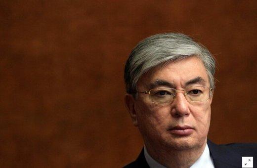 رئیس جمهور جدید قزاقستان سوگند یاد کرد