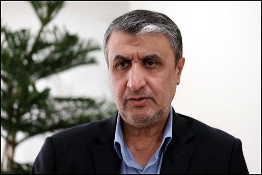 وزير الطرق الايراني يصل الى بغداد