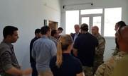 یک هیئت عالی رتبه از سوی پنتاگون وارد شرق سوریه شد