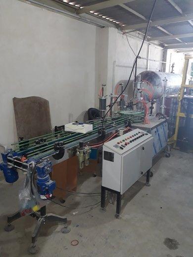 شناسایی کارگاه تولید لوازم صنعتی قاچاق در ساوجبلاغ