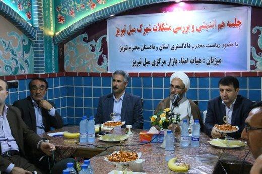 شهردار تبریز: دستگاههای خدماترسان به وظایف خود در مورد شهرک مبل و خورو عمل کنند