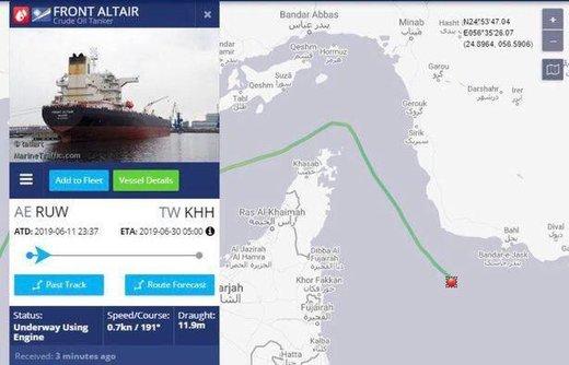 ارتفاع اسعار النفط بعد استهداف ناقلتي نفط في بحر عمان