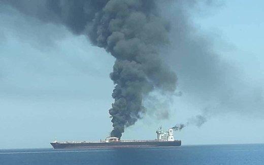 درخواست اتحادیه اروپا از کشورهای منطقه درباره حادثه عمان