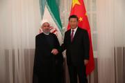 تصاویر | دیدار رئیسجمهور چین با روحانی در حاشیه نوزدهمین اجلاس شانگهای