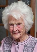 مسنترین بریتانیایی از دنیا رفت/ تصاویر