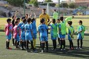 تصاویر | خداحافظی بازیکن جدید سپاهان با شاگردان آکادمیاش در ارومیه