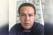 فیلم | پیام فریبرز عربنیا به هوادارانش از خارج کشور