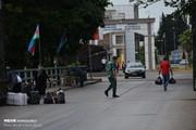 تصاویر   شلوغی کمسابقه مرز آستارا بهخاطر خرید اتباع آذری از بازار آستارای ایران