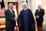 Afghan president highlights Iran's prominent role in peace talks