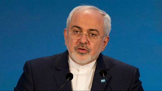 No negotiations with terrorists, Zarif says on talking with US