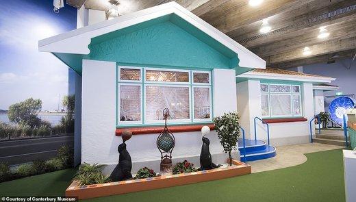 موزه صدف در نیوزیلند