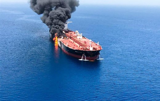 Analyst: 'Triangle of Evil' are blamed for attacks on oil tankers