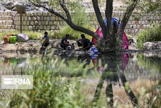 تنگ براق در شیراز