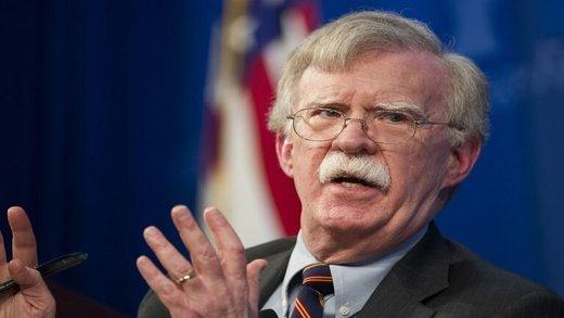 بولتون به دور جدید غنیسازی ایران واکنش نشان داد