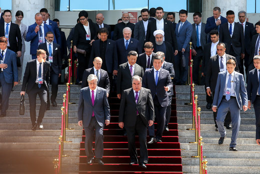 نوزدهمین اجلاس سازمان همکاری شانگهای