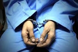 دستگیری شرور سابقهدار مست در محله هفت چنار