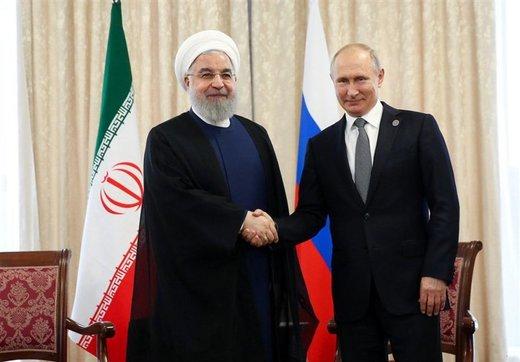 Iran, Russia stress safeguarding region