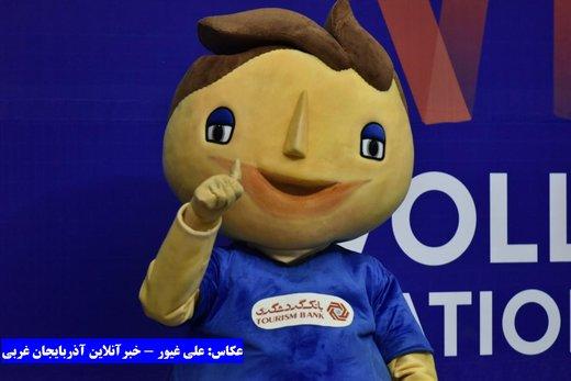 تصاویر | بازی تیمهای ملی ایران و کانادا در لیگ ملتهای والیبال