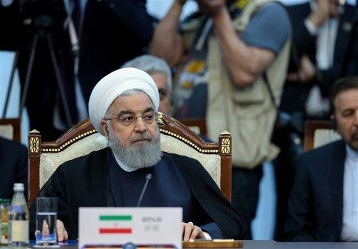 روحاني : إيران تحول دون انتشار الإرهاب في العالم