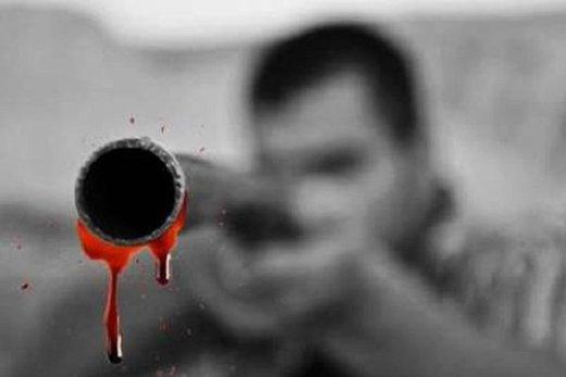 قتل مرد میانسال با اسلحه شکاری در اراک