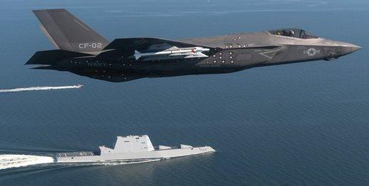 ایراد ابتدایی یک سلاح چند ده میلیون دلاری: جنگنده اف ۳۵ به راحتی لو میرود