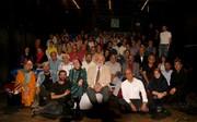 افتتاح رسمی نمایش «یک زن و یک مرد» با حضور هنرمندان