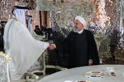 تصاویر | دیدار روحانی با اردوغان و امیر قطر در حاشیه سیکا