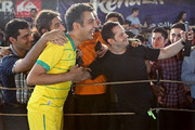 فیلم | کلکل فوتبالی عادل فردوسیپور با بازیکنان تیم ملی