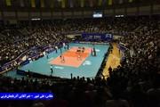 تصاویر | ایران و لهستان در سالن مملو از تماشاگر غدیر ارومیه