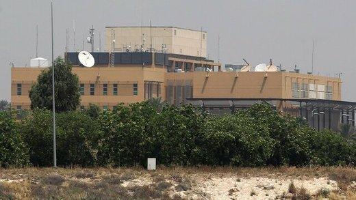 حمله موشکی به سفارت آمریکا در بغداد تکذیب شد