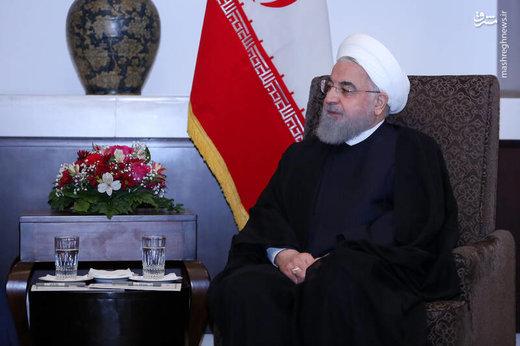 دیدار رئیسجمهور با عبدالله عبدالله، رئیس اجرایی دولت افغانستان