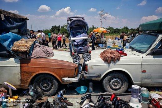جمعه بازار خلازیر تهران