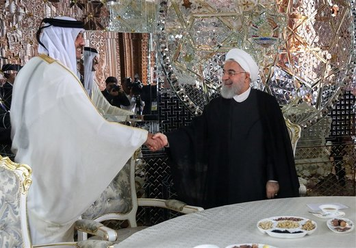 President Rouhani: Multilateral talks reduce tensions, differences in region