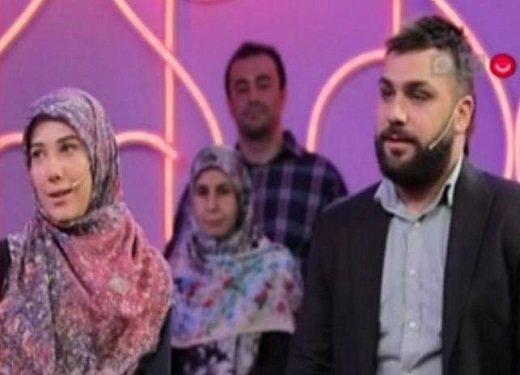 حضور یک زوج دیگر در تلویزیون حاشیهساز شد
