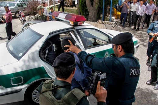 قاتل فراری در یکی از روستاهای اراک دستگیر شد