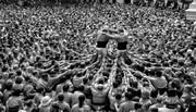 عکس | فستیوال هرم انسانی در عکس روز نشنال جئوگرافیک