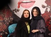 تصاویر | ندا جبرئیلی، آناهیتا افشار و ... در اکران خصوصی «کارت پرواز»