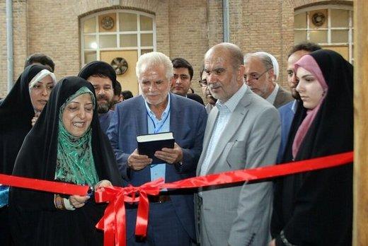 نمایشگاه صنایع دستی هنرمندان جهان اسلام در تبریز افتتاح شد