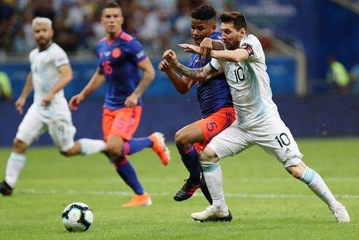 شکست تلخ شاگردان کیروش مقابل اروگوئه