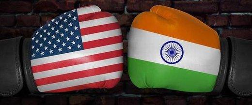 هند هم علیه آمریکا برخاست