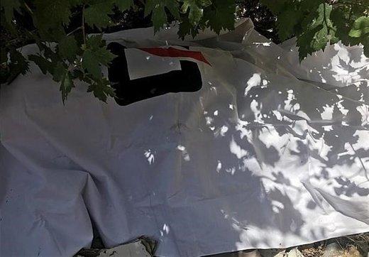 سقوط مرگبار مرد جوان از پشتبام ساختمان/ عکس