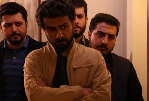 محمدجواد ظریف در سریال «گاندو»، این شکلی است/ عکس