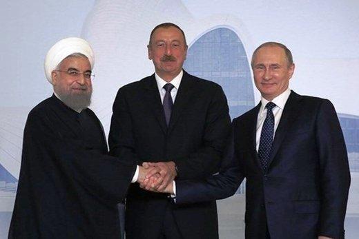 اجتماع القمة بين رؤساء إيران وروسيا وأذربيجان سيعقد بعد شهرين